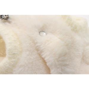 犬 服 ワンピース 秋 冬 ファー 犬の服 新作 きゃんナナ ドッグウェア ブランド|cannanaonline|08