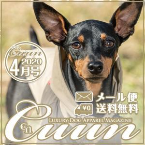 送料無料 Cuun2020 クーン 4月10日号 雑誌 情報誌 犬の本|cannanaonline