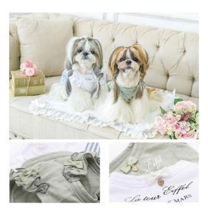 背景 タペストリー 写真 フォト ワンピース ウェア セット 犬 服  ブランド きゃんナナ|cannanaonline|13