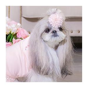 送料無料 犬 アクセサリー フラワー 犬用 グッズ 花 アクセ きゃんナナ ブランド|cannanaonline