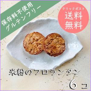 米粉のフロランタン6コセット【クリックポスト送料無料】 cantik-manis111