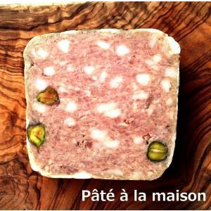 フレンチ お取り寄せ 豚肉とピスタチオのテリーヌ パテ・ド・カンパーニュ |cantine