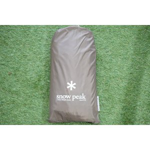 美品  スノーピーク(snowpeak) タシークシールドルーフ TP-640SR  小型2ルームシェルター(テント) タシーク専用 1回使用のみ 廃盤・希少 canvas