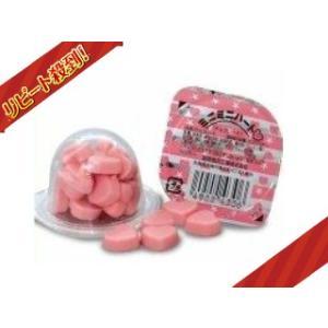 ミニミニハートチョコ いちご 単価25円×20入|canyonplaza