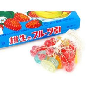 糸引き飴 フルーツ糸引き 単価8円×60入|canyonplaza