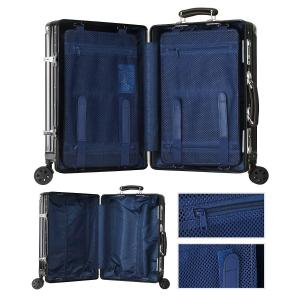 TABITORA(タビトラ) スーツケース マグネシウムアルミニウム合金 8輪 耐衝撃 キャリーケース TSAロック搭載 旅行用品 ファスナ|caply