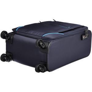 [ヒデオワカマツ] スーツケース フライII 超軽量ソフトキャリー 容量26L 縦サイズ55cm 重量1.9kg 85-76002 2 ネイ|caply