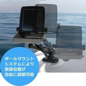 BMO JAPAN(ビーエムオージャパン) 魚探ボールマウント 20C0066|caply