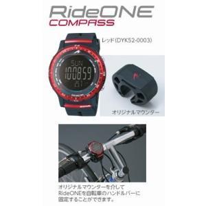 セイコーSOMA ソーマ RideONE Compass ライドワンコンパス サイクリングウォッチ DYK52-0001 ブラック【ラージサ caply