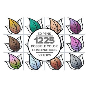 カメレオンペン カラートップ 色のブレンド 5本 GRAY TONES SET(正規品)
