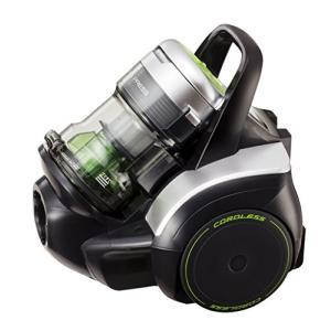 Panasonic 電気掃除機(サイクロンタイプ) ECONAVI プチサイクロン メタリックシルバー MC-BR30G-S|caply