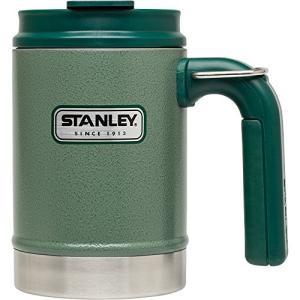STANLEY(スタンレー) クラシック真空キャンプマグ 0.47L グリーン 01693-007 (日本正規品) 在庫限り|caply
