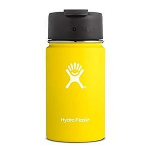 Hydro Flask(ハイドロフラスク) コーヒー_ワイド_12oz 345ml 05レモン|caply