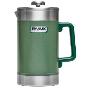 STANLEY(スタンレー) 真空フレンチプレス 1.4L グリーン 02888-002 (日本正規品)|caply