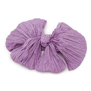 (ソウビエン) 兵児帯 キッズ 紫 パープル 無地 単色 ドレープ加工 女の子 浴衣帯 子供向け 浴衣向け へこ帯|caply