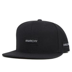 ブラックスケール スナップバック キャップ ブラック 帽子