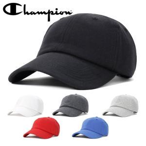 チャンピオン キャップ 帽子 サイズ調整 JERSEY KNIT CHAMPION メンズ (MB)