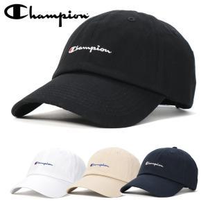 チャンピオン キャップ 帽子 サイズ調整 TWILL LOGO CHAMPION メンズ