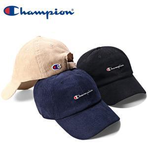 チャンピオン キャップ サイズ調整 CORDUROY CHAMPION