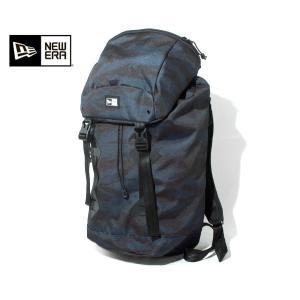 ニューエラ NEW ERA  バッグ ラックサック タイガーストライプカモ ネイビー 鞄
