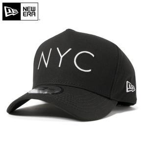 ニューエラ NEW ERA スナップバック キャップ ロゴ ブラック 帽子