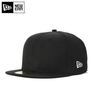 ニューエラ キャップ 帽子 NEW ERA ブラック|caponspotz