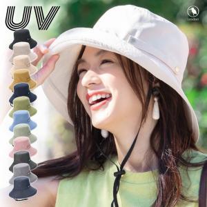 帽子 レディース  UVハット 春 夏 イロドリ irodori (MB)|帽子屋オンスポッツ