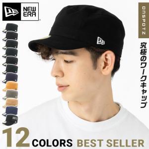 ニューエラ ワークキャップ WM-01 ブラック ネイビー 全11色