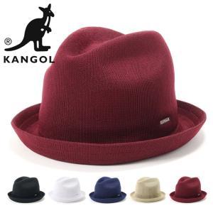カンゴール ハット 帽子 中折れ KANGOL メンズ レディース|caponspotz