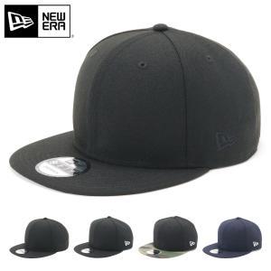 ニューエラ キャップ 帽子 スナップバック 9FIFTY BASIC NEW ERA メンズ