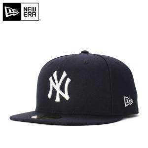 ニューエラ キャップ 帽子 NEW ERA 59FIFTY ヤンキース ネイビー caponspotz