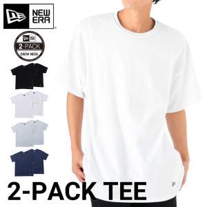 ニューエラ Tシャツ メンズ NEW ERA ブラック レディース (MB)|caponspotz