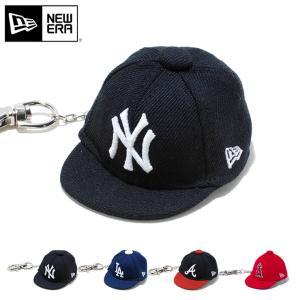 ニューエラ キャップ 帽子 キーホルダー MLB ニューヨークヤンキース WOODLAND CAMO...