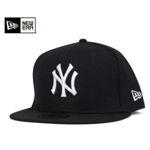 ニューエラ キャップ 帽子 NEW ERA ヤンキース ブラック 【返品・交換対象外】|caponspotz