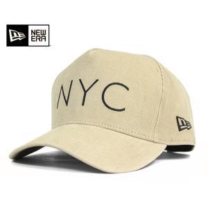 ニューエラ NEW ERA スナップバック キャップ コーデュロイ ベージュ 帽子