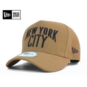 ニューエラ NEW ERA スナップバック キャップ ニューヨーク シティー ウール ウィート 帽子