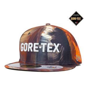 ニューエラ NEW ERA ×ゴアテックス アウトドア キャップ アンテロープ 帽子