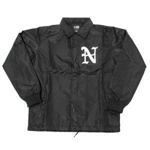 ニューエラ コーチ ジャケット ブラック
