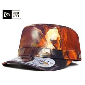 ニューエラ NEW ERA ×ゴアテックス ワーク ミリタリー キャップ アンテロープ 帽子
