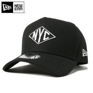 ニューエラ キャップ 帽子 NYC ブラック caponspotz