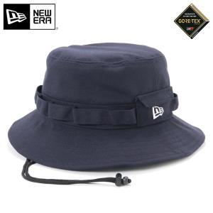 NEW ERA(ニューエラ) ゴアテックス アドベンチャー ハット ネイビー 帽子【返品・交換対象外】|caponspotz