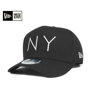 ニューエラ NEW ERA スナップバック キャップ ブラック 帽子
