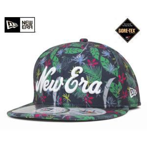 ニューエラ NEW ERA ×ゴアテックス ゴルフ キャップ トロピカル 帽子