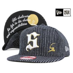 ニューエラ キャップ 帽子 NEW ERA コラボ ネイビー|caponspotz
