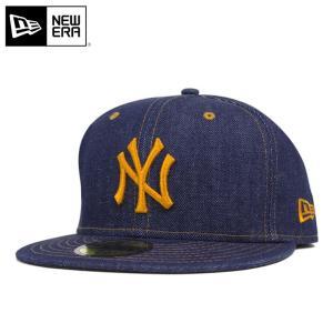 ニューエラ NEW ERA キャップ ニューヨーク ヤンキース インディゴデニム 帽子