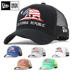 ニューエラ メッシュキャップ 帽子 パイル|caponspotz
