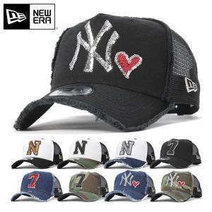 ニューエラ メッシュキャップ 帽子 9FORTY SEQUINED|caponspotz