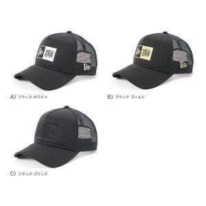ニューエラ メッシュキャップ 帽子 9FORT...の詳細画像1