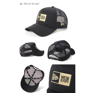 ニューエラ メッシュキャップ 帽子 9FORT...の詳細画像3