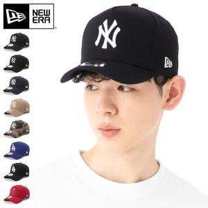 ニューエラ キャップ 帽子 NEW ERA 9FORTY Dフレーム スナップバック メンズ レディ...